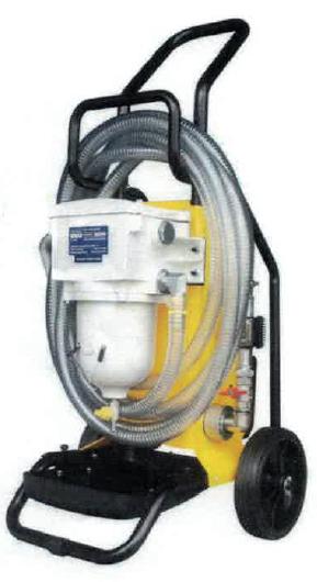 Diesel Fuel Service Cart